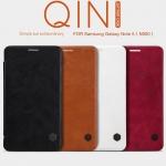 เคสฝาพับ Samsung Galaxy Note 5 ของ Nillkin Qin Leather Case
