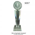 9097 ที่ระลึก/รางวัลคริสตัล Crystal Trophy & Award