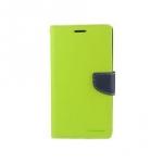 Goospery Fancy Diary Case For Nexus 5 สีเขียวมะนาว