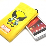 Universal Pouch For Smart Phone X-MEN 001