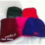 หมวกไหมพรม คละสี