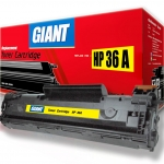 ตลับหมึกเลเซอร์ HP CB436A Giant (Toner Cartridge)