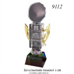 9112 ที่ระลึก/รางวัลคริสตัล Crystal Trophy & Award