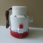 โซล่าปั๊ม (Solar Pump) ยี่ห้อ Bilge ขนาด 3700GPH/12V