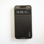 เคสฝาพับ HTC Desire 816 ของ JOOLZZ Case - สีดำ