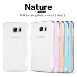 เคสยาง Samsung Galaxy Note 5 ของ Nillkin Nature TPU 0.6mm Case