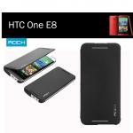 เคสฝาพับ HTC One E8 ของ ROCK Smart Wake up / Sleep Leather Flip Case