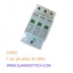 Surge แบบ SPD AC ขนาด 20-40kA 385V 3P (FEO)
