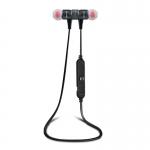 หูฟัง Awei A920BL Bluetooth sports headphones 4.0 - Black สีดำ น้ำเงิน