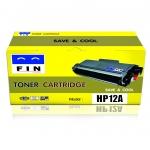ตลับหมึกเลเซอร์ (Toner Cartridge) FIN For HP Q2612A