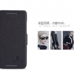 Nillkin Leather Black Case For HTC Desire 601