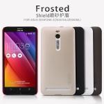 เคส Asus Zenfone 2 (หน้าจอ 5.5 นิ้ว) ของ Nillkin Super Frosted Shield Case +ฟิล์มกันรอย