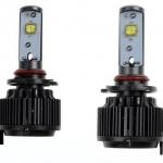 ไฟหน้า LED ขั้ว HB4(9006) Cree 2 ดวง 30W Turbo V16