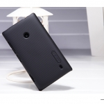 Nillkin Frosted Black Case For Nokia Lumia 520