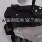 วิธีเติมผงหมึกเลเซอร์ SAMSUNG MLT-D116 (Refill Toner)