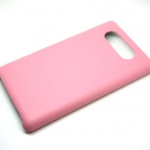 Jzzs Leather Pink Case For Nokia Lumia 820