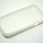 King Dun White Case For HTC Desire V