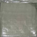ผ้าใบ รังสิต ปทุมธานี คลุมสินค้า กันฝน กันแดด เคลือบ2ด้าน น้ำหนักเบา ขนาดกว้าง 2หลา x ยาว 2เมตร