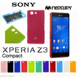 เคส Sony Xperia Z3 Compact ของ Mercury Jelly Goospery