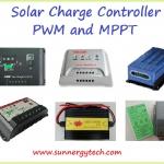 โซล่าชาร์จคอนโทรลเลอร์ (Solar Charge Controller)