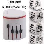 Multipurpose Plug KAKUDOS 16 - สีขาว