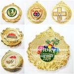 เหรียญรางวัล/กีฬา สีทองแวว