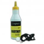 ผงหมึกเติม BROTHER TN-2060,2260,2280+เฟือง คอมพิวท์ (Refill Toner)