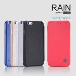 เคสฝาพับ iPhone 6 ของ NILLKIN Rain Series Leather Case
