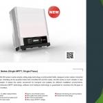 Goodwe inverter GW3600‐NS