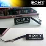สายคล้องมือถือ Strap Xperia