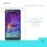 กระจกนิรภัย Samsung Galaxy Note 4 ของ NILLKIN Amazing H Nanometer Anti-Explosion Tempered Glass Screen Protector