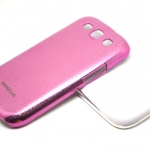 Baseus Platinum Pink Case For Samsung Galaxy S3