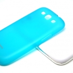USAMS Classics Blue Case For Samsung Galaxy S3