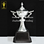 S-007 ถ้วยรางวัลโลหะสีเงินแวว SILVER CUP