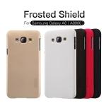 เคส Samsung Galaxy A8 ของ Nillkin Super Frosted Shield Case +ฟิล์มกันรอย