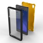 เคส Xperia Z3 แบบ Multi Function Shell Slim Protective Design - (ครอบทั้งตัวเครื่อง)