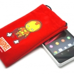 Universal Pouch For Smart Phone IRON MAN 001