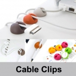 Adhesive Cable Clips MY-929 (คละสี)