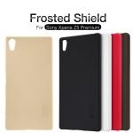 เคส Xperia Z5 Premium ของ Nillkin Super Frosted Shield Case +ฟิล์มกันรอย