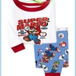 ชุดนอน Baby Gap Super Mario ไซน์ 110