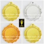 เหรียญรางวัล/กีฬา ติดโลโก้ ML-002 ( 2 Size )