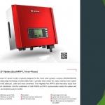 Goodwe inverter GW4000-DT