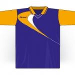 FlyHawk เสื้อกีฬาเด็ก คอปก C983