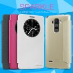 เคสฝาพับ LG G4 Stylus G Stylo ของ Nillkin Sparkle Leather Case