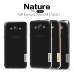 เคสยาง Samsung Galaxy A8 ของ Nillkin Nature TPU 0.6mm Case