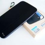 Samsung Galaxy Tab3 8.0 BELK Smart Cover - สีดำ