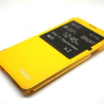 Smile Yellow Cover Case For Samsung Galaxy Note 3