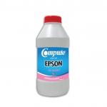 น้ำหมึกเติม(Refill Inkjet) คอมพิวท์ For EPSON All model Magenta 1000CC