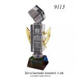 9113 ที่ระลึก/รางวัลคริสตัล Crystal Trophy & Award