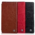 เคสฝาพับ Sony Xperia Z2 ของ HOCO Leather Case